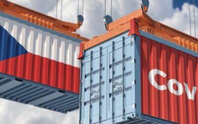 Zavřené hranice kvůli covidu-19 byly pro české exportéry nepředstavitelný šok